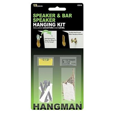 Hangman Speaker & Bar Speaker Hangers (KSH4)