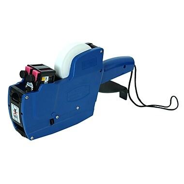Motex – Pistolet étiqueteur 6600 à 10 chiffres sur la ligne du haut, 10 chiffres sur la ligne du bas (38-1111)