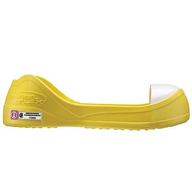 Steel-Flex Steel Toe Overshoe, CSA Z334, Small, Yellow