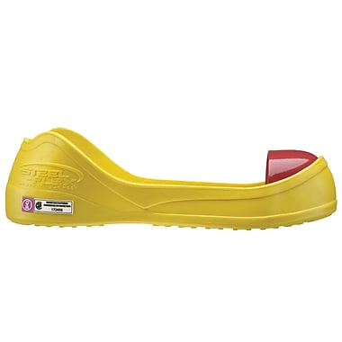 Steel-Flex Steel Toe Overshoe, CSA Z334, Large, Yellow