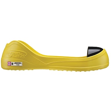 Steel-Flex Steel Toe Overshoe, CSA Z334, 3X-Large, Yellow