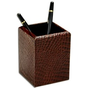 Dacasso  Crocodile Embossed Pencil Cup (DCSS021)