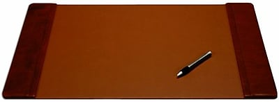 Dacasso Leather 25x17 Desk Pad with Side Rails (DCSS191)