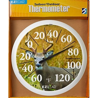 Headwind Consumer Products 13.5 in. Dial Thermometer with Buck (HCP028)