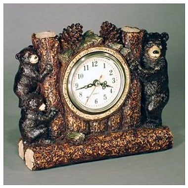 Judith Edwards Designs Bear Clock (JEDHM190)