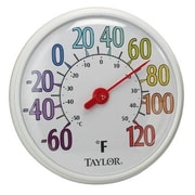 Taylor Precision  13.5 in. Color Dial Thermometer (JNSN49894)