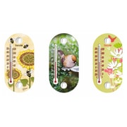 Taylor Precision  4 in. Assorted Design Suction Cup Thermometer (JNSN57579)
