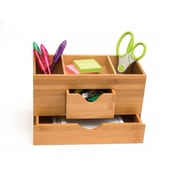 Lipper International  Bamboo 3 Tier desk Organizer (LIPHM172)