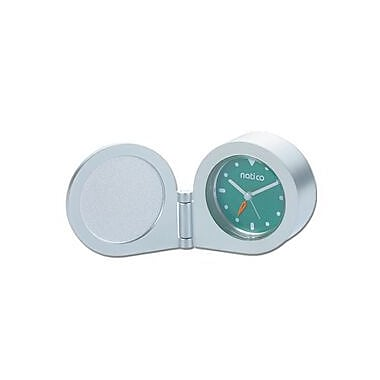 Natico Originals Clock Round with Alarm In Tin Box (NOI012)