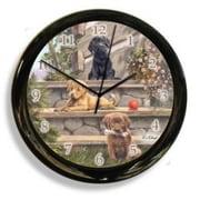 California Clock  Trio Of Trouble Clock (OC0504)