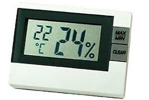 P3 INTERNATIONAL Mini Hygro-Thermometer (TDNM222) 2393014