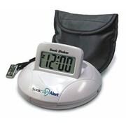 Sonic Bomb  Sonic Bomb Travel Alarm Clock (TDSA-SBP100)