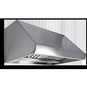 ProLine Range Hoods 30'' 1000 CFM Ducted Wall/Under Cabinet Range Hood; Top