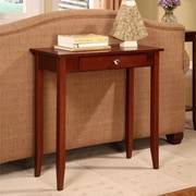 DHP Rosewood Console Table