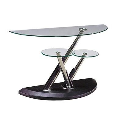 Magnussen Modesto Half Moon Console Table
