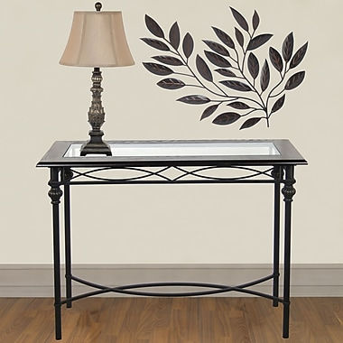 Homestyle Collection 3 Piece Console Table Set