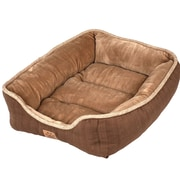 Precision Pet Snoozzy Rustic Elegance Drawer Bed; Brown