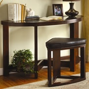 Hokku Designs Cristel 2 Piece Console Table w/ Stool Set