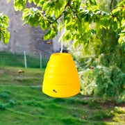 Pure Garden Beehive Wasp Trap Yellow (886511974760) by