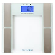 Bluestone Digital Body Fat Scale with Tempered Glass Platform (886511975149)