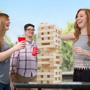 Hey! Play! Large Nontraditional Tumbling Towers (886511971202)