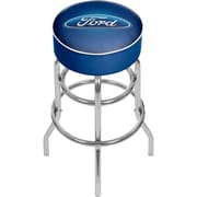 Ford Padded Swivel Bar Stool - Ford Oval (886511971608)