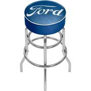 Ford Padded Swivel Bar Stool - Ford Genuine Parts (886511971578)