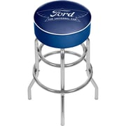 Ford Padded Swivel Bar Stool - The Universal Car (886511971592)