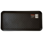 "Stalwart Eco Friendly Utility Boot Tray Mat - 30"" x 15"" Black (886511973831)"