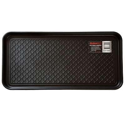 Stalwart Eco Friendly Utility Boot Tray Mat - 30