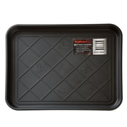 "Stalwart Eco Friendly Utility Boot Tray Mat - 20"" x 15"" Black (886511973848)"