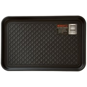"Stalwart Eco Friendly Utility Boot Tray Mat - 24"" x 15""  Black (886511973855)"