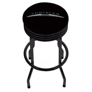 Chrysler Single Ring Ribbed Stool - Black (886511977785)
