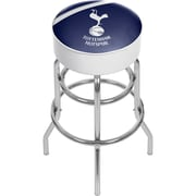 English Premier League Padded Swivel Bar Stool - Tottenham Hotspurs (190836176724)