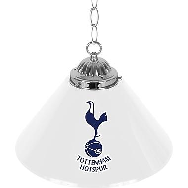 English Premier League 14 Inch Single Shade Lamp - Tottenham Hotspurs (190836176755)