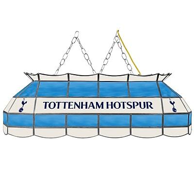 English Premier League 40 Inch Handmade Tiffany Lamp - Tottenham Hotspurs (190836176809)