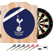 English Premier League Dart Cabinet Set - Tottenham Hotspurs (190836176823)