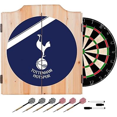 English Premier League Dart Cabinet Set - Tottenham Hotspurs (190836176823)