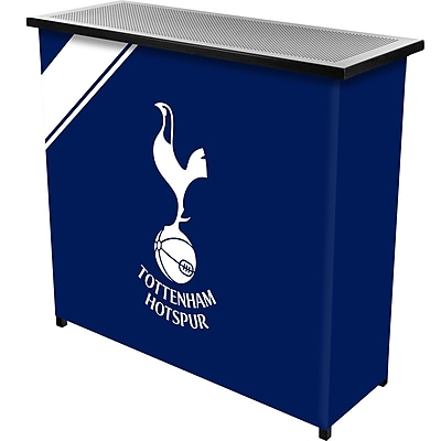 English Premier League Portable Bar with Case - Tottenham Hotspurs (190836176830)
