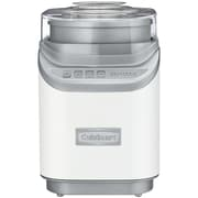 Cuisinart® Cool Creations 2 qt Ice Cream Maker, White/Stainless (ICE-60W)