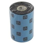 "Zebra® High-Performance Thermal Transfer Wax/Resin Ribbon, 4.33"" x 1476', Black, 6/Pack (06100BK11045)"