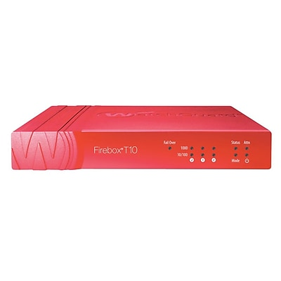 WatchGuard® Firebox® T10-W Security Appliance with 1 Year Security Suite (WGT105641)