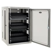 Tripp Lite USB Charging Station Cabinet, 48-Device, iPad and Android Tablets (CS48USBW)