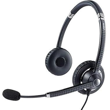 Jabra® UC Voice 750 Duo Headset, Black