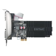 Zotac® GT 710 GeForce DDR3 64-bit PCI Express x1 1GB Graphic Card