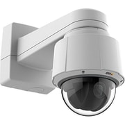 AXIS® Q6054 PTZ Wired Indoor Dome Network Camera, Day/Night Vision, White
