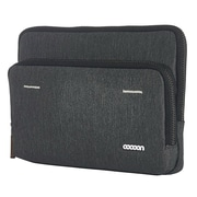 "Cocoon® MCS2001 Ballistic Nylon Sleeve for 7.9"" Apple iPad Mini with Smart Case, Graphite"