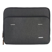 "Cocoon® MCS2101 Ballistic Nylon Sleeve for 9.7"" Apple iPad 4 with Smart Case, Graphite"