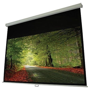 EluneVision Atlas EV-M2-100-1.2 Manual Pull Down Projection Screen, 100