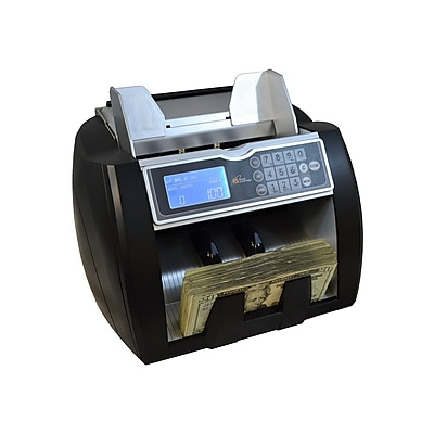 Royal Sovereign® High Speed Bill Counter with Counterfeit Detection (RBC-5000)